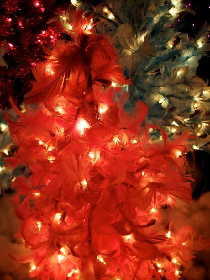 Christmas Bird...Tree!