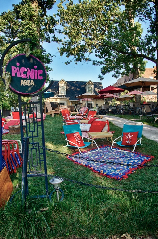 Roswell's Picnic Place