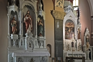 St Fedelis Sanctuary