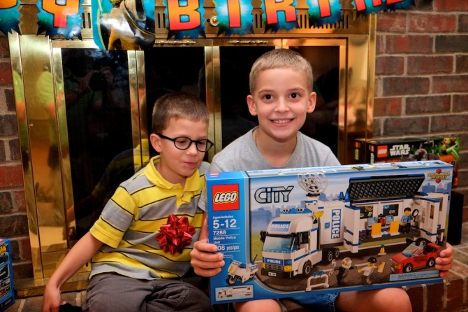 Legos Galore!