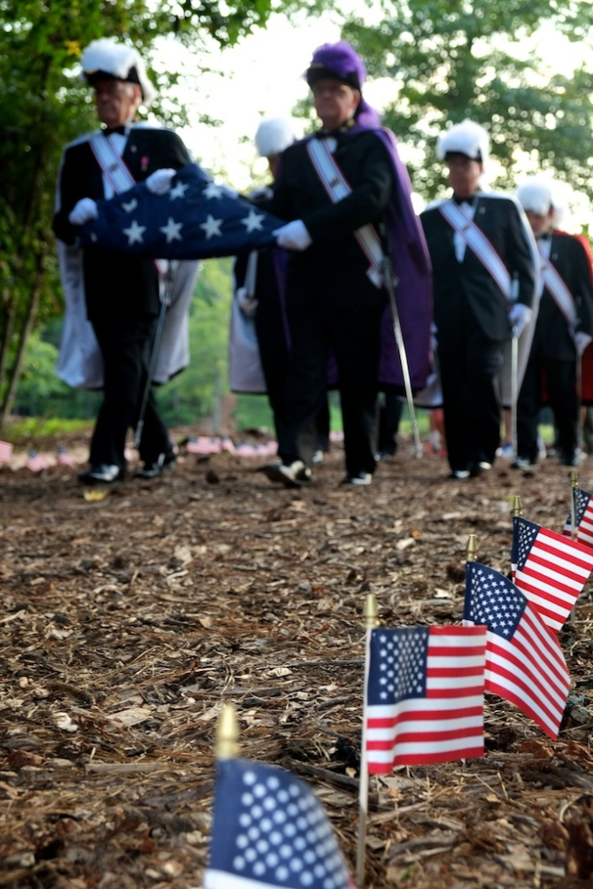 Patriot Day Honors
