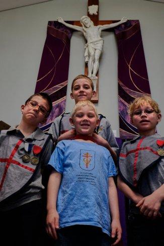 St Brendan in Cumming, GA